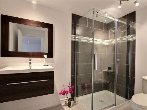 10 examples of beautiful bathroom renovation projects - Renovation salle de bains ...